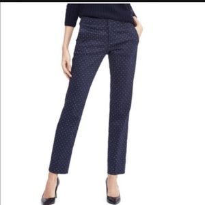 Banana Republic Polka Dot Pant size 4P